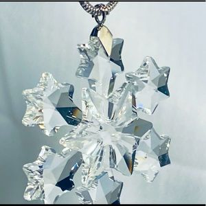 Swarovski 2004 Rockefeller Center Necklace